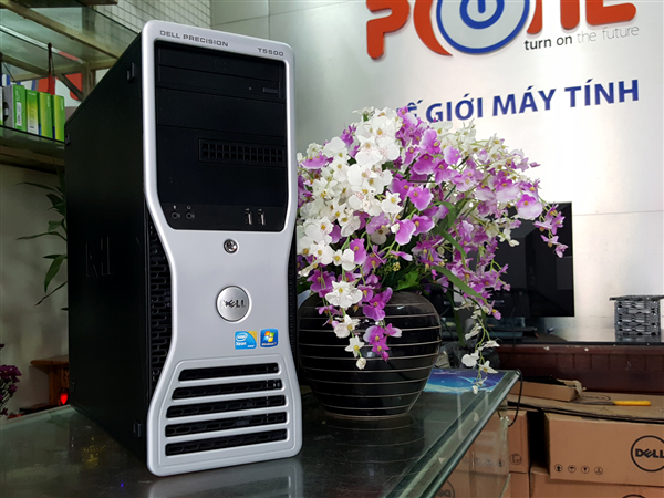 Dell Precision T5500 đặc biệt