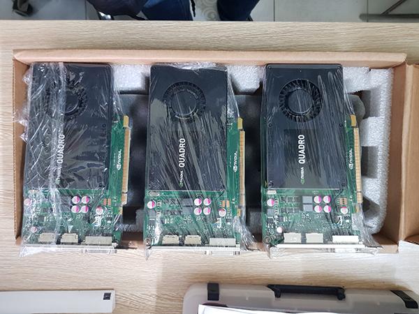 VGA Quadro K2000 cũ