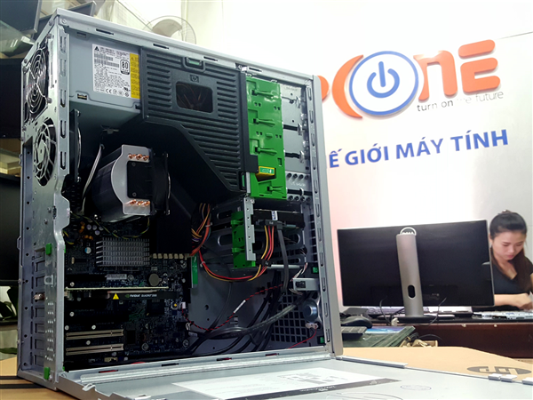 HP Z400 Workstation khuyến mãi